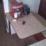 Bootsmöbel - klappbarer Tisch